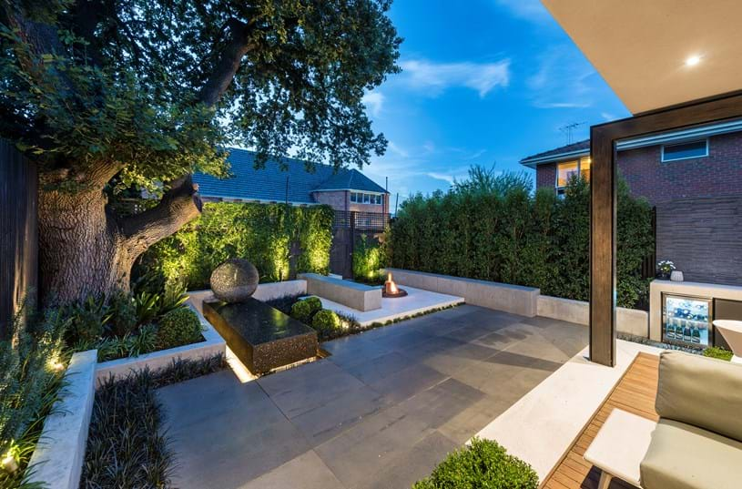 Esjay Landscapes - Kew East Project