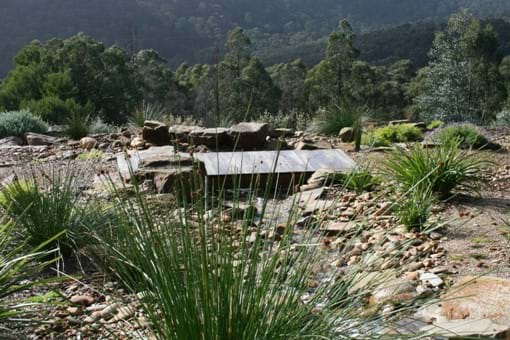 Feature in the Landscape - Ocean Road Landscaping